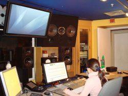 Studio A Mixing McGill Zana Corbett