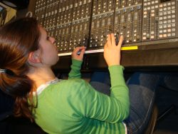 Banff Centre Mixing Post Production Luscar Studio Zana Corbett